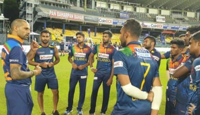 IND vs SL: मैच के बाद श्रीलंकाई टीम के खिलाड़ियों से क्या हुई थी बात, शिखर धवन ने किया खुलासा