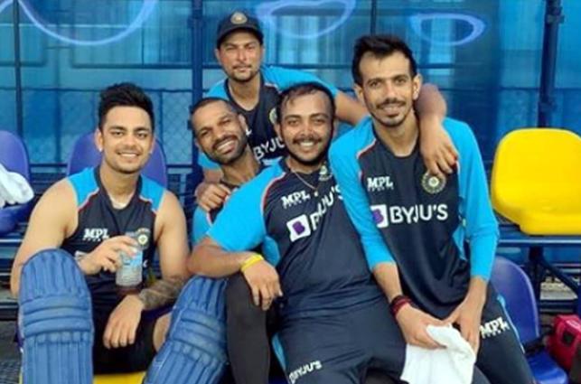 राहुल चाहर ने टी-20 विश्व कप की टीम के लिए पेश की मजबूत दावेदारी, इस गेंदबाज की जगह पड़ी खतरे में